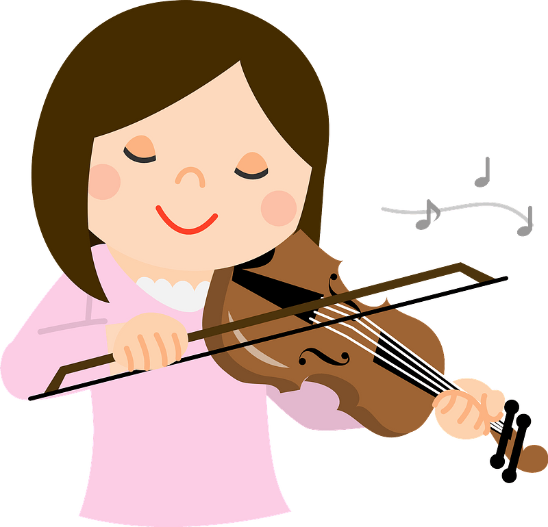 Free Png Download Violin & Bow Png Images Background - Violin Clipart  Transparent Background (#4226986) - PinClipart
