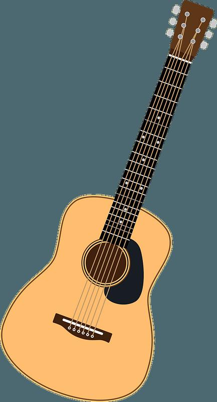Acoustic Guitar Clipart Free Download Transparent Png Creazilla