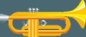 Trumpet 剪贴画