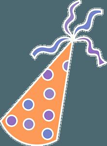 Party hat clipart
