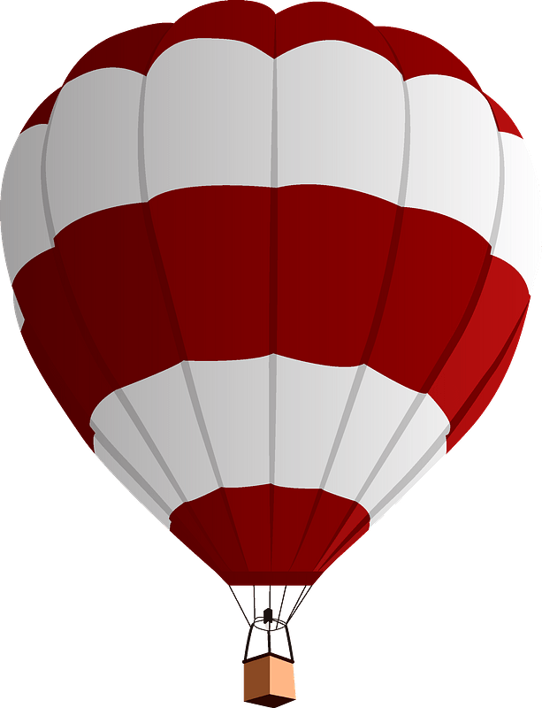 Hot Air Balloon transparent background PNG cliparts free download |  HiClipart
