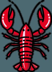 Crawfish 클립 아트