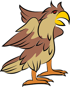 Aztec eagle 클립 아트