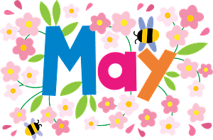 May Clipart. Free Download Transparent .PNG or Vector | Creazilla