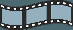Film strip clipart