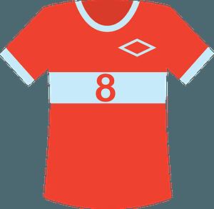 Soccer jersey immagine clipart