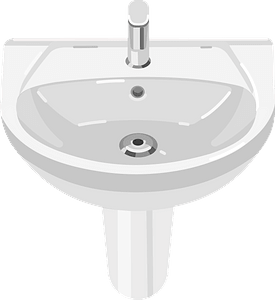 Sink clipart