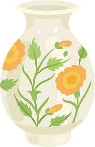 Vase кліпарт