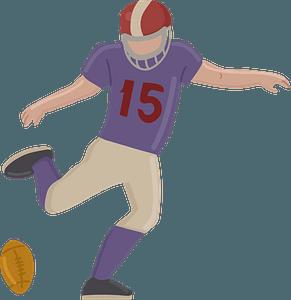 Kicker clipart