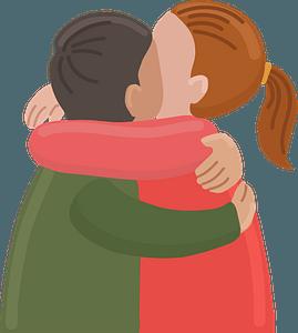 Hug 클립 아트