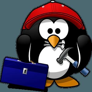Craftsman penguin clipart