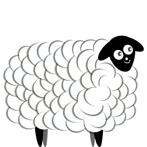 Sheep Wooly clipart