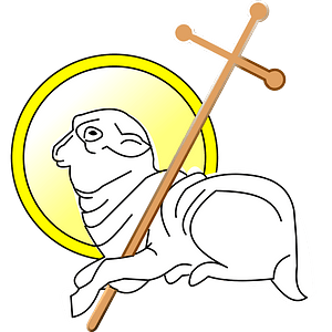 Christianity lamb clipart