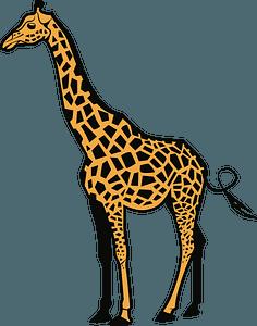 Giraffe 클립 아트