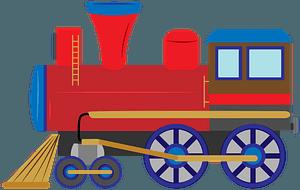 Locomotive clipart