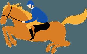 Jockey clipart