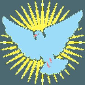 Holy spirit clipart