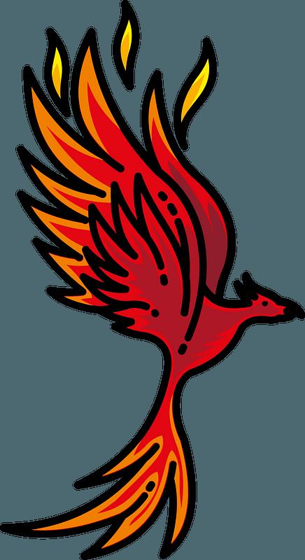 Phoenix clipart