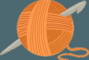 Crochet clipart