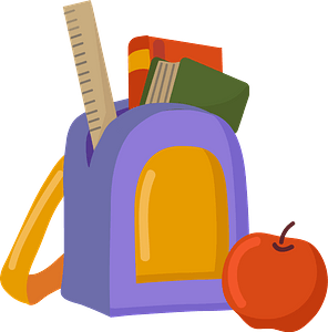 First day of school clipart
