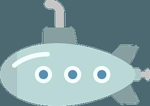 Submarine immagine clipart