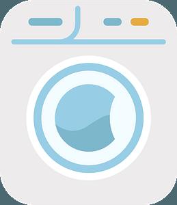 Washing machine immagine clipart