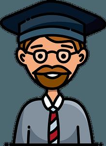 Professor clipart
