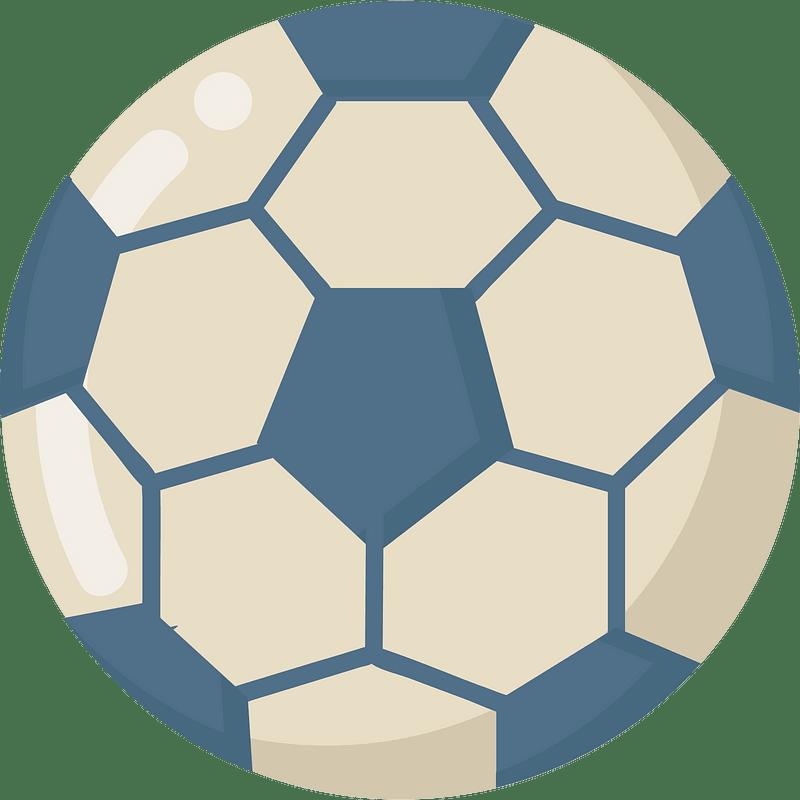 Handball ball clipart