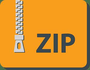Zip clipart