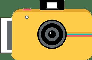 Polaroid clipart