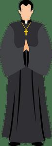 Priest clipart