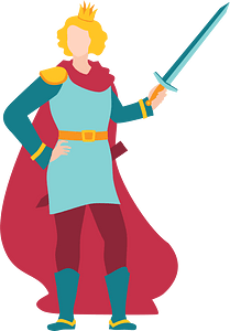 Prince clipart