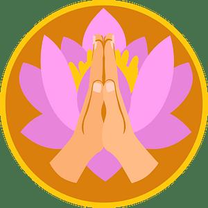 Namaste clipart