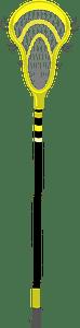 Lacrosse stick clipart