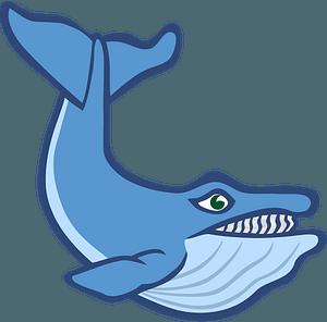 대왕고래 클립 아트