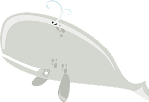 Moby Dick clipart