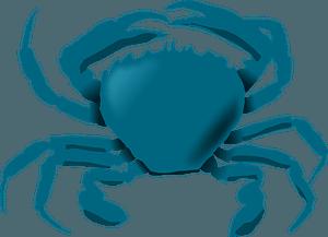 Blue crab 클립 아트