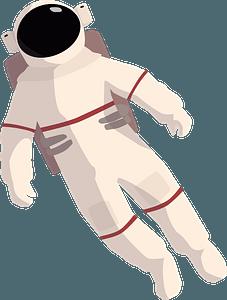 Astronaut clipart
