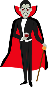 Dracula clipart