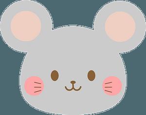 Mouse Face clipart