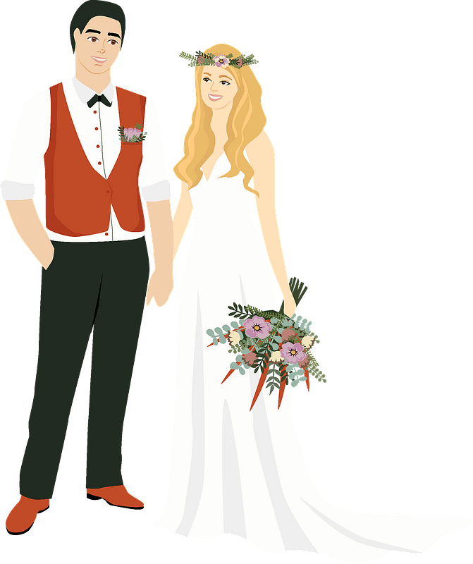 Rustic Wedding Clipart Free Download Transparent Png Creazilla