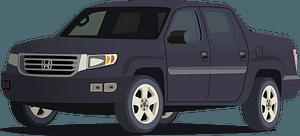 Honda Ridgeline clipart