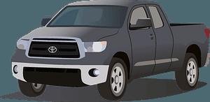 Toyota Tundra clipart