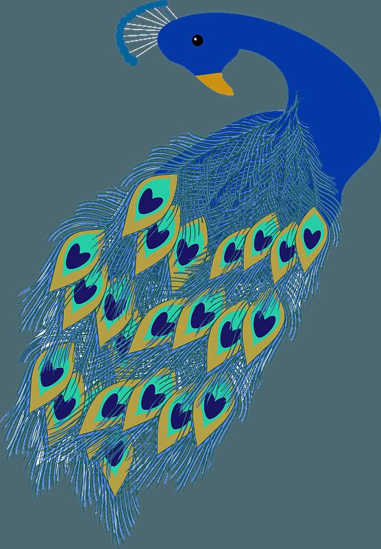 Peacock Clipart Images, Stock Photos & Vectors | Shutterstock