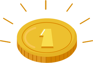 Penny clipart