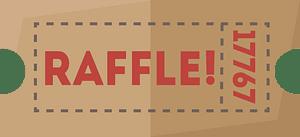 Raffle ticket clipart