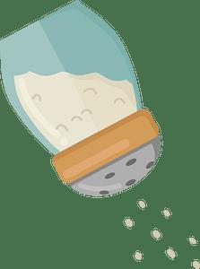 Salt shaker кліпарт