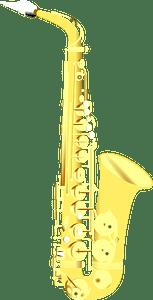Saxophone clipart