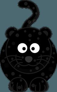 Black jaguar 클립 아트