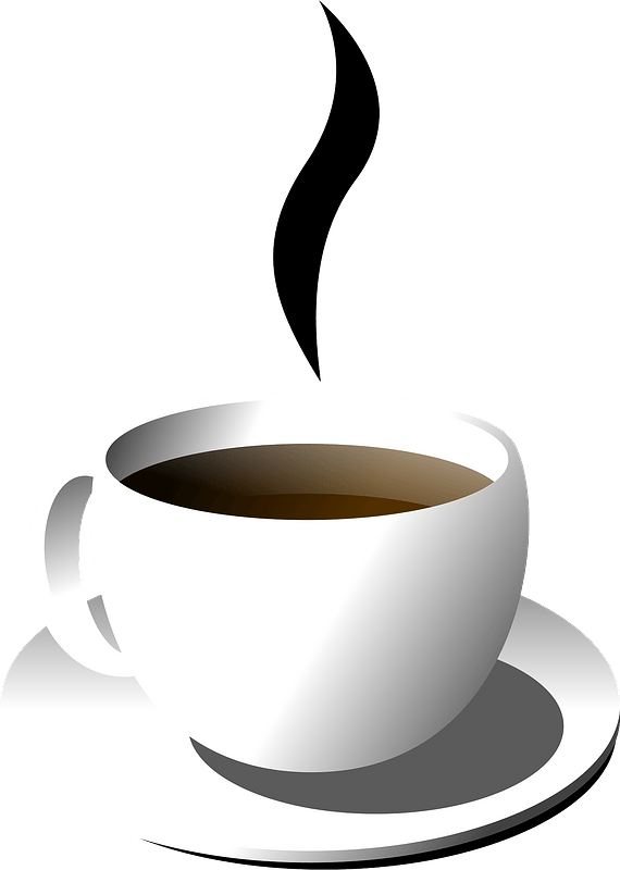Cup of coffee clipart